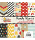 Simple Stories Say Cheese II Paper Pad 6\u0027\u0027x6\u0027\u0027