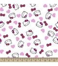Sanrio Hello Kitty Print Fabric-Headshot