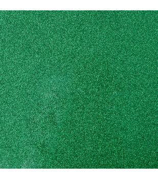 Cricut Iron On Glitter Green