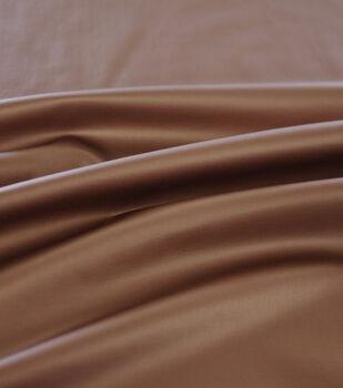 Performance Soft Matte Foil Fabric-Rose Gold