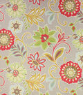 Home Essentials Lightweight Decor Fabric 45\u0027\u0027-Cream Avery