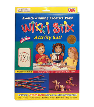 Creativity For Kids Wikki Stix Activity Kit
