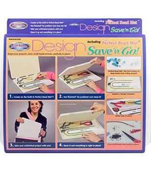 The Bead Buddy Design Save 'N Go