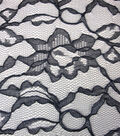 Casa Collection Lace Fabric -Total Eclipse