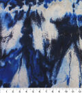 Performance Fabric-Printed Poly Marble Tie Dye