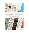Park Lane Paperie 24 pk 6\u0027\u0027x8\u0027\u0027 Printed Cardstock-World Tour