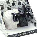 Shamrock Gift Company The Black Sheep Salt & Pepper Shaker Pair
