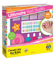 Creativity for Kids Kit Ultimate Nail Studio, , hi-res