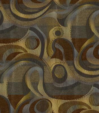 "Richloom Studio Upholstery Fabric 54""-Valliant Mineral"