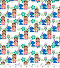 Disney Lilo and Stitch Cotton Fabric 43\u0022-Friends