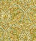 Home Decor 8\u0022x8\u0022 Fabric Swatch-Waverly Swept Away Sorrel