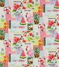 Richloom Multi-Purpose Décor Fabric-Sherene Tropic