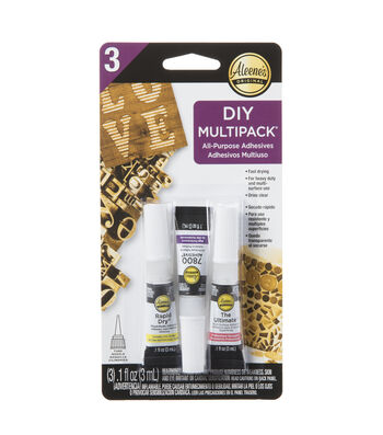 Aleene's DIY All-Purpose Adhesive Assorted Multipack
