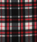 Blizzard Fleece Fabric 58\u0022-Walter Plaid