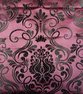 Cosplay by Yaya Han Royal Brocade Burgandy Black Fabric