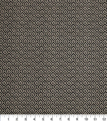 "Home Essentials Lightweight Decor Fabric 45""-Rythym Raven"