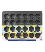Wilton Perfect Results Non-Stick Bakeware Mega Muffin and Cupcake Pan, , hi-res