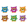 Trend Enterprises, Inc. Bright Owls Mini Accents, 36 Per Pack, 6 Packs