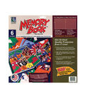 Memory Book 12\u0022x12\u0022 Panoramic Fold-Out Page Protectors-6PK