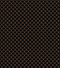 Eaton Square Multi-Purpose Decor Fabric 57\u0022-Ponca/Black