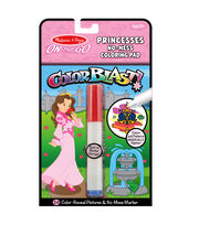 Melissa & Doug On The Go ColorBlast!-Princess, , hi-res