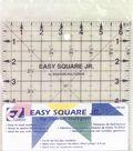 Wrights/EZ Square Jr. Ruler-6-1/2\u0022X6-1/2\u0022
