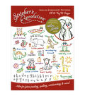 Stitcher\u0027s Revolution Iron-On Transfers- Tiny Tots Designs