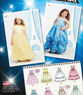 Simplicity Patterns 1041AA Child\u0027s Project Runway Dress-Size 3-4-5-6