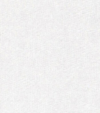 2 Yard Pre-Cut Country Classic Quilt Cotton Solid Fabric Remnant-White
