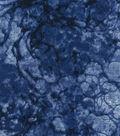Premium Wide Cotton Fabric 108\u0022-Water Drops White
