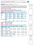 Kwik Sew Misses Dress-K3929