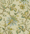 Lightweight Decor Fabric-Waverly Felicite Mineral
