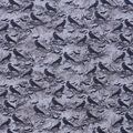 Halloween Cotton Fabric-Sitting Crows