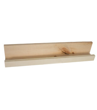 Walnut Hollow 22'' Hang-shelf Photo Ledge