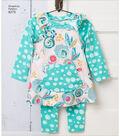 Simplicity Pattern 8270 Toddlers\u0027 Knit Sportswear-Size A (1/2-1-2-3-4)