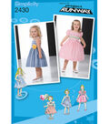 Simplicity Pattern 2430BB 4-5-6-7-8 -Simplicity Toddlers