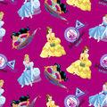 Disney Princesses Cotton Fabric-Adventurous Spirit
