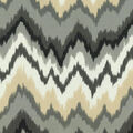 Waverly Outdoor Fabric 54\u0022-Borderline Ebony