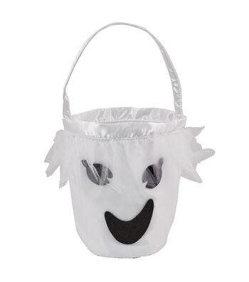 Maker's Halloween Ghost Trick or Treat Bag
