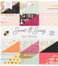DCWV 6x6 Stack-Sweet & Sassy