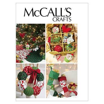 McCall's Crafts Seasonal Crafts-M6453