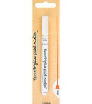 Glass Paint Marker 1Pk, , hi-res
