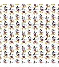 Cricut 12\u0022x12\u0022 Removable Matte Premium Vinyl-Disney Mickey Vintage