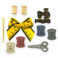 Jesse James Dress It Up Button Embellishments-A Stitch in Time