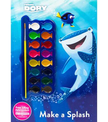 Parragon Disney Pixar Finding Dory Make A Splash Activity Book