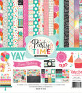 Collection Kit 12\u0022X12\u0022-Party Time