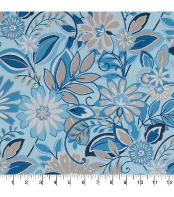 Home Essentials Lightweight Decor Fabric 45''-Bluejay Deuton Panorama