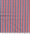 Patriotic Cotton Fabric 43\u0027\u0027-Stripes