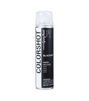 COLORSHOT Premium Matte Spray Paint