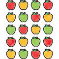 Teacher Created Resources Dotty Apples Stickers 6 Packs